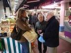Rencontres au marché de Châtillon
