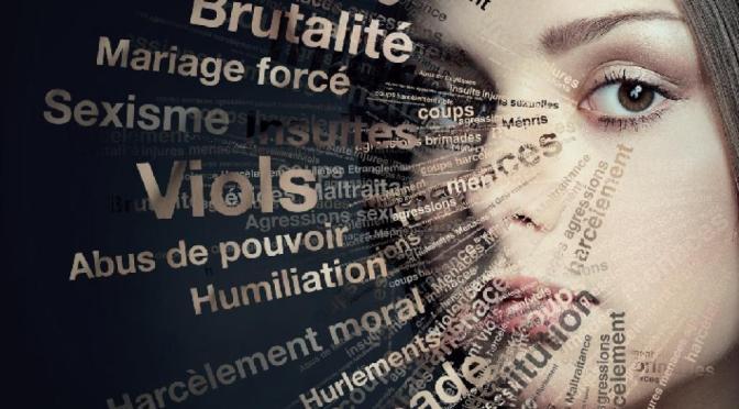 Samedi 25 novembre 2017 :  Journée Internationale pour l'élimination de la violence à l'égard des femmes