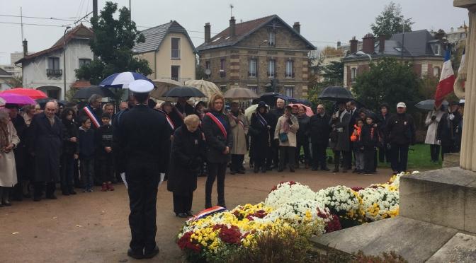 Commémorations du 11 novembre, un devoir de mémoire