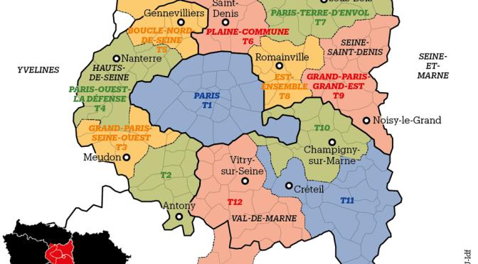 Grand Paris : un scénario inacceptable et méprisant