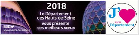 Voeux conjoints des départements des Hauts-de-Seine et des Yvelines