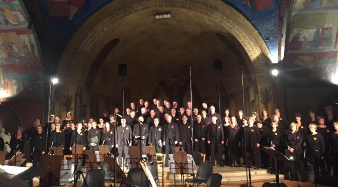 Concert du Choeur SOLARE : SPLENDIDE