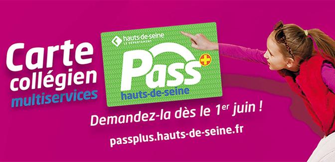 Pass + : la carte multiservices des collégiens