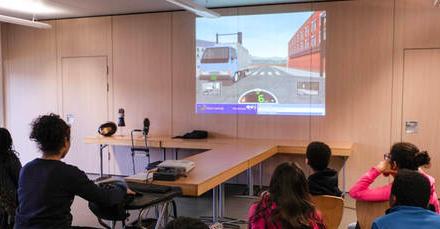 La caravane de la sécurité routière s'arrêtera au collège Georges-Sand le 14 juin prochain