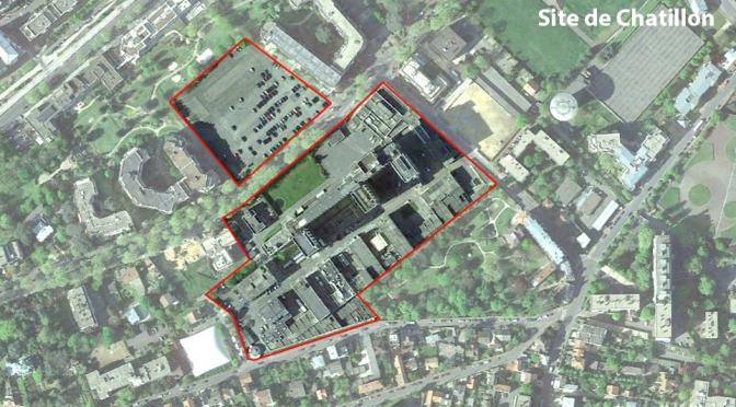 Dernières évolutions du dossier des affectations des collégiens au Lycée J. Monod :  le départ de l'ONERA du site de Châtillon n'est-il pas l'occasion de créer un nouveau lycée ?