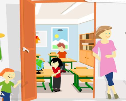 Contre la fermeture d'une classe à l'école des Sablons