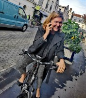 ACB et son vélo