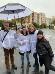 3e point rencontre citoyen au Stade