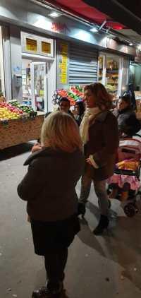 Point rencontre citoyen à Vauban