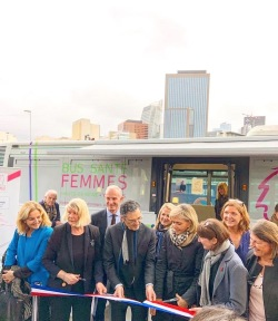 """""""bus santé Femmes"""" HDS92"""