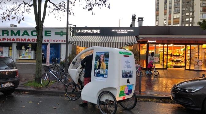 Week-wend après week-end, Anne-Christine Bataille trace sa route au contact des Châtillonnais