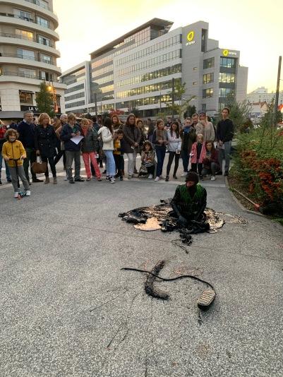 Les arts ds la rue #playmobil5