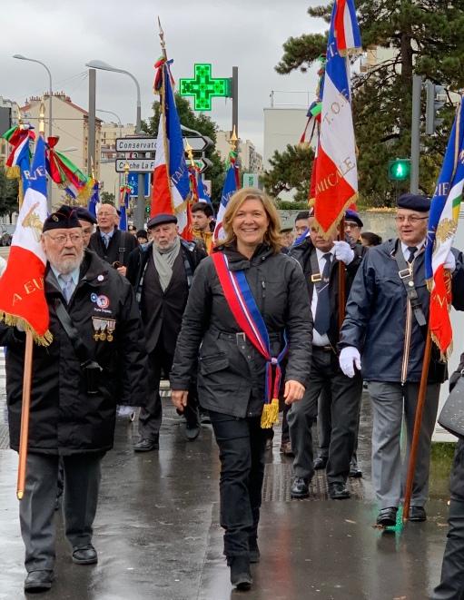Congrès départemental 92 du Souvenir França!s