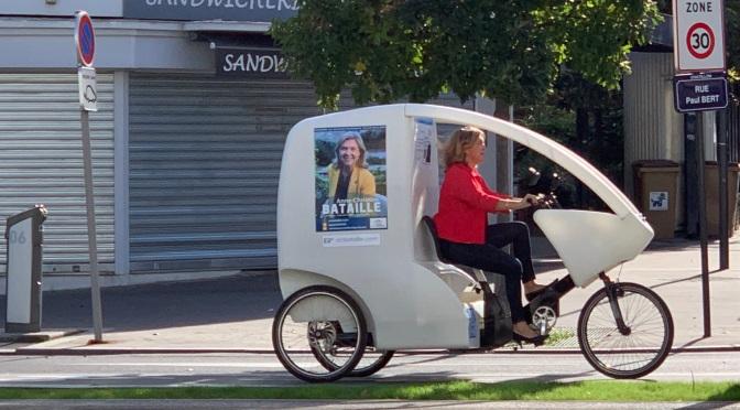 Notre projet pour les mobilités à Châtillon