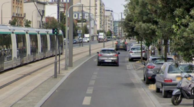 PRÉVOIR L' AUGMENTATION DE frequentation des pistes cyclables