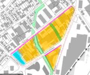 ARUES : Projet d'urbanisme